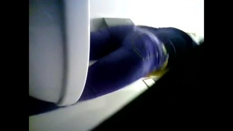 скрытая камера в женском туалете-245