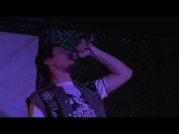 Painted Blood Live Metal Invasion Fest 18.05.2018 Kolomna-city Russia Motoclub Night Wolfs