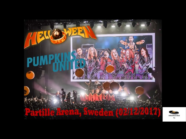 Helloween Live At Partille Arena 02 12 2017 Full Show