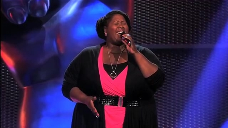 Shirma Rouse - Imagine (The Blind Auditions _ The voice of Holland)