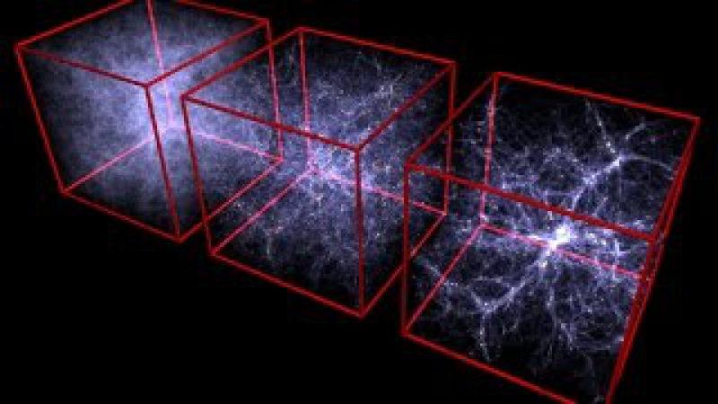 Matéria Escura/Energia Escura Dublado HD