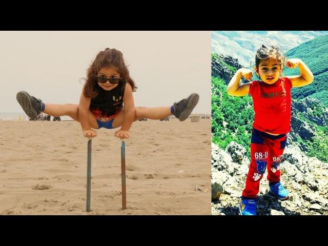 Самый СИЛЬНЫЙ 3-летний ребенок - Arat Hosseini - МОТИВАЦИЯ