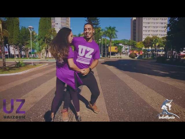 Baila Mundo Paloma Alves e William Teixeira UaiZouk 2017