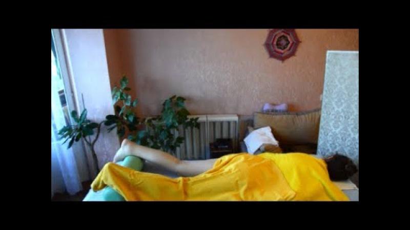 Лимфодренажный массаж при лимфедеме (drainage massage)