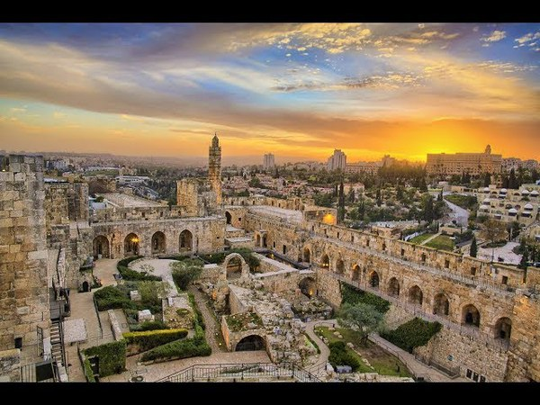 Jerusalem Secrets Hidden In Plain Sight