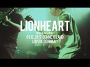 LIONHEART Intro Hail Mary Live at Conne Island Leipzig 01/12/17