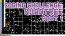 Coding Challenge 98.1: Quadtree - Part 1