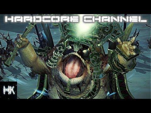 Total War Warhammer 2 Империи Смертных прохождение Hardcore Хаос =22= Хаос в Люстрии