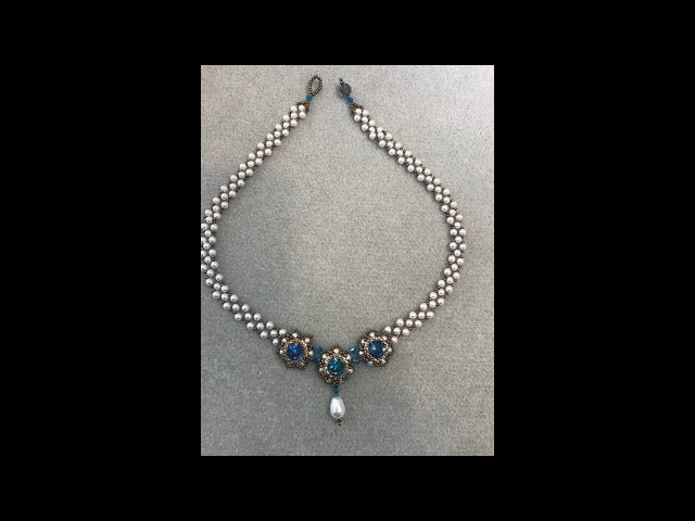 Interlace Chaton Necklace Pt.2 The Chain