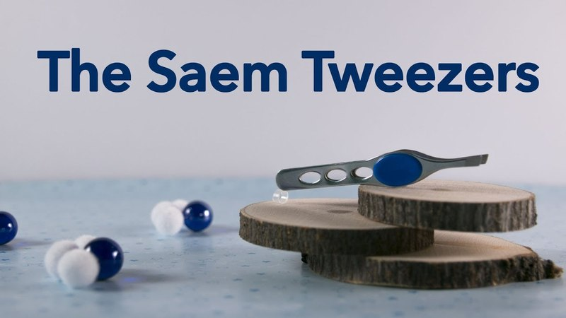 Обзор щипчиков The Saem Tweezers