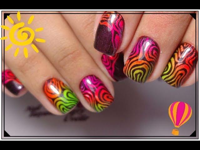 Выравнивание/Укрепление базой Коди/ ИДЕАЛЬНЫЕ блики/Яркий дизайн Ногтей