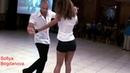 Классная песня! Мы С Тобой- Андрей Андреев Танцуют Таня и Хорхе