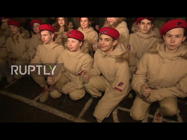 Russia Sappers return from Syria without losses