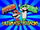 Mario Luigi's Ultimate Attack!