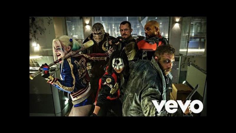 Twenty one pilots : Heathens - Suicide Squad Music Video
