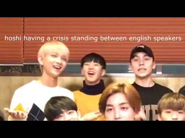 (Crack/Parody) Best moments on Seventeen's 1st Youtube Live Broadcast