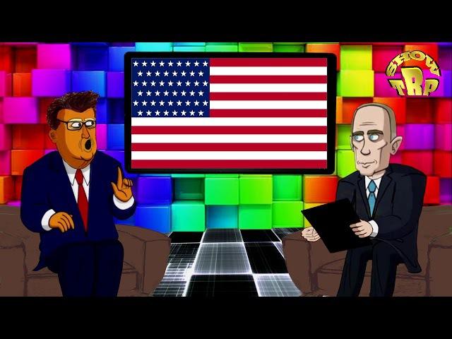 Харламов снова жжет! Виза в США / Трамп и Путин стёб над Харламовым Камеди Comedy ШОУ...