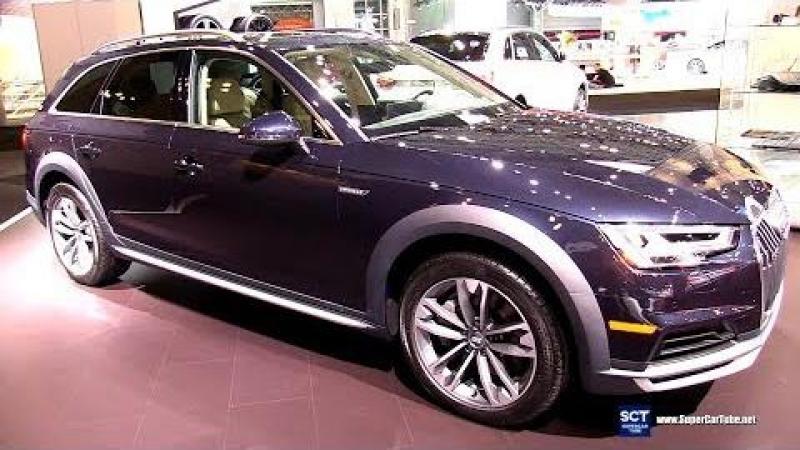 2018 Audi A4 Allroad Quattro - Exterior and Interior Walkaround - 2018 New York Auto Show