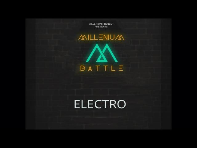 Battle M ¦ ELECTRO ¦ MAX (win) vs Sairento vs Орёл