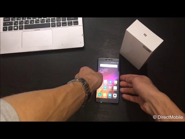 Xiaomi Redmi Note 4X Распаковка красавца в чёрном цвете