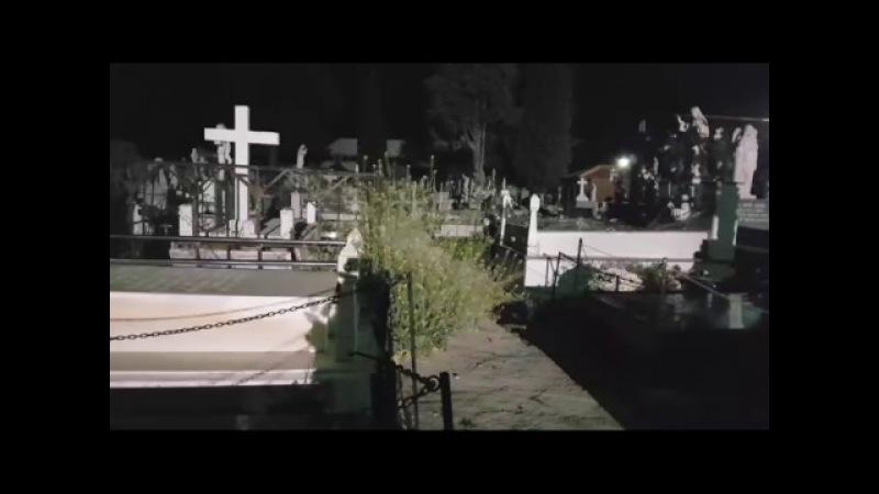 2 CÁMARA SOLA EN EL CEMENTERIO DEL SANTO CUSTODIO (PARAFONÍA EN EL MINUTO 056 SEGUNDO)