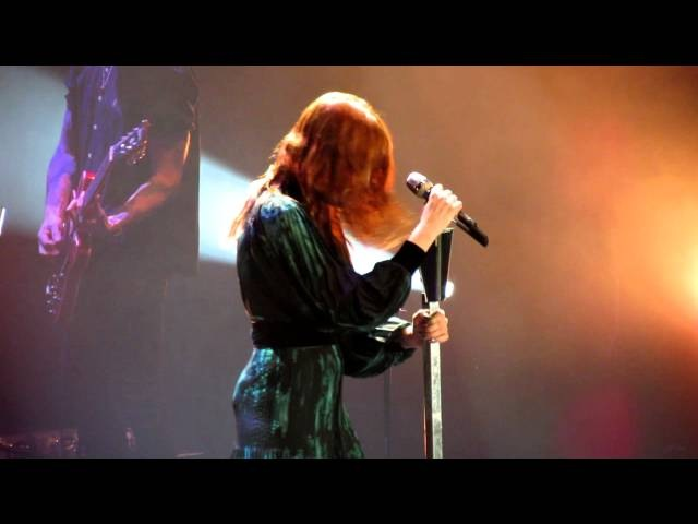 Florence And the Machine Oh Darling Beatles Cover live Liverpool 10th Dec 2012 Very Rare Complete