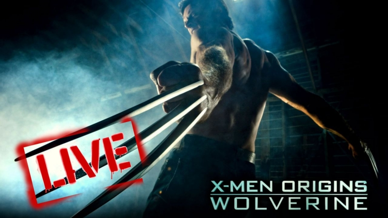 Стрим ► X men Origins Wolverine №4 Финал