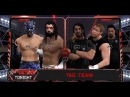 WFW RAW: S.E.S. vs The Shield [½ Final 1st contender for TagTeam Championship Tournament]