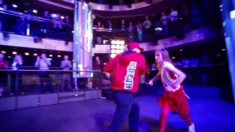 танец Марины и Егора-