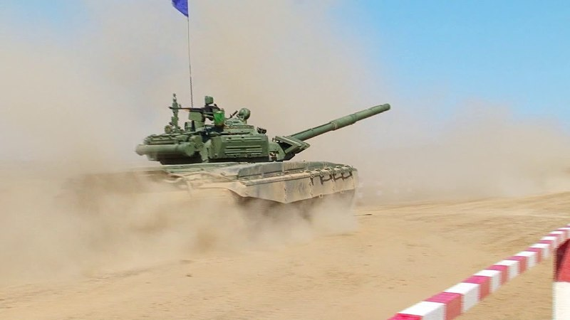 «Вопрос недели»: Смогут ли благовещенцы попасть на танковый биатлон?