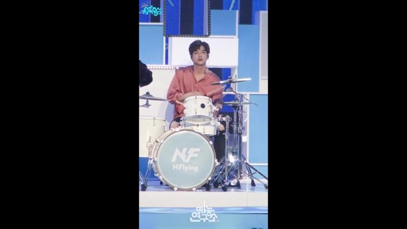 [19.05.18] Show! MusicCore @N.Flying - HOW R U TODAY (Kim Jaehyun)