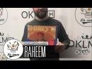 THE VIGILANTE de RAHEEM Némo Le Collectionneur LaSauce sur OKLM Radio 14 02 18 OKLM TV
