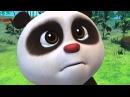 Мультики - Кротик и Панда - Секрет Кротика Каштановый торт - Веселые мультфильмы для детей