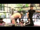 Mitsuo Momota, Shogun Okamoto vs. Hartley Jackson, TARU (ZERO1 - 15th Yasukuni Shrine Festival)