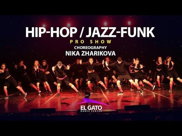 Hip-hop/Jazz-funk Pro Show I Nika Zharikova