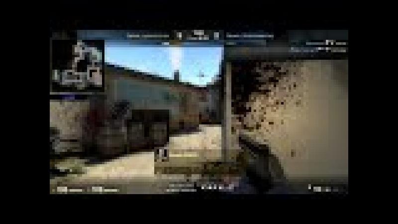 0_o WTF kyrva... Quattro kill in pistol QPAD vs Faceit