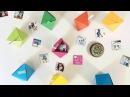 №1. Обзор Фото-куба - 12 карточек 3х3 см