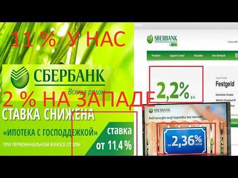 Почему в России такая высокая процентная ставка ?