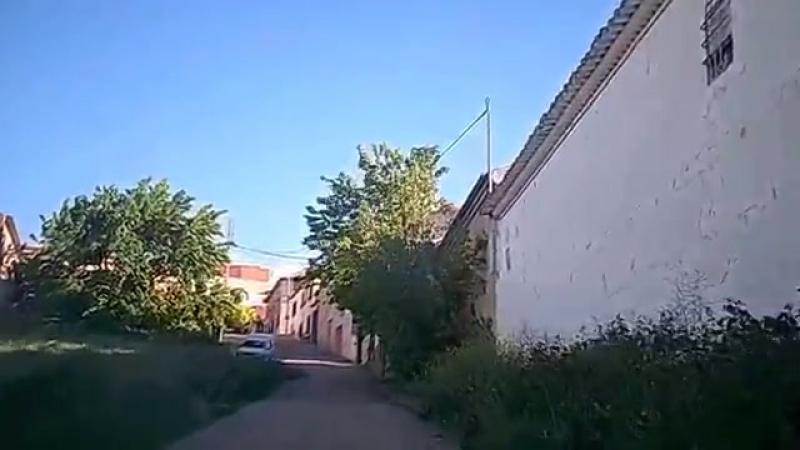 Santa Cruz de la Zarza-Circulando por Santa Cruz de la Zarza