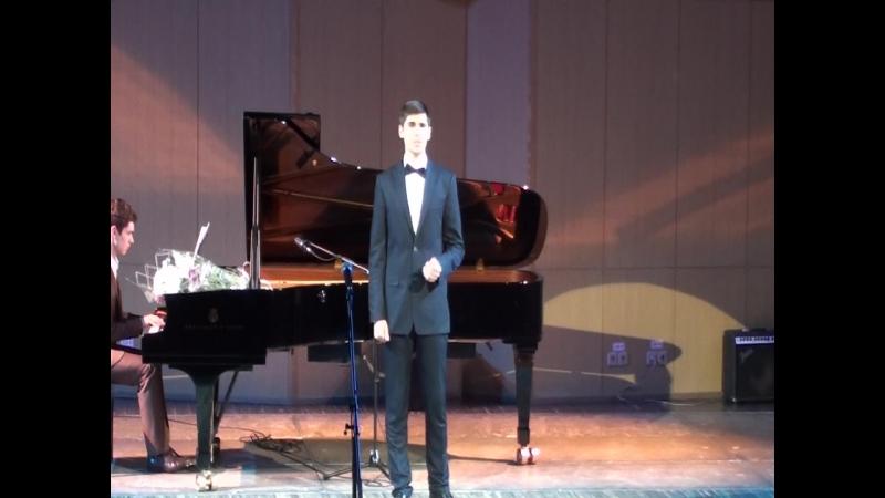 Данил Кузин (контртенор) и Ольга Лановая (сопрано)