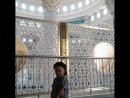 Астана. Мечеть Азрет Султан-душа в полёте!
