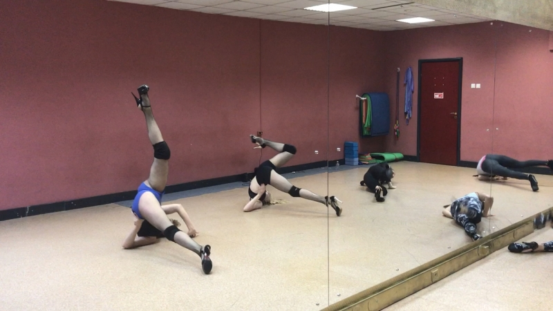Стрип-Пластика в студии танца Bionika