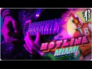 HOTLINE MIAMI Miami Disco by Perturbator Metal Cover by RichaadEB
