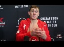 Darren Till on win over Jessie Ayari Im a Gangster UFC Fight Night Stockholm