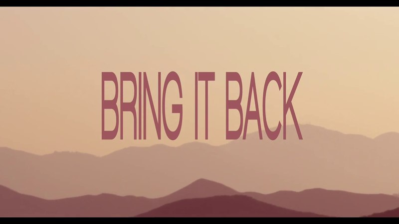 Allaboutdat BRING IT BACK ft Tooly prod Mike Carti