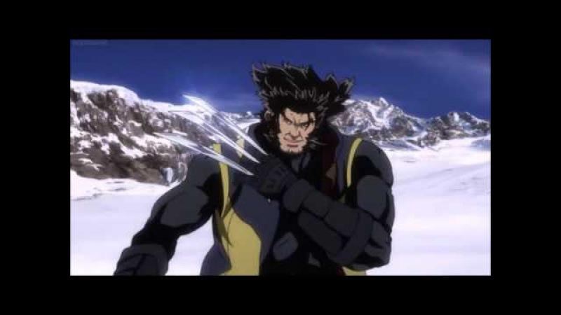 Wolverine Disturbed The Game AMV