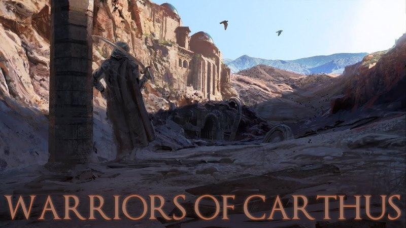 Dark Souls 3 Lore ► The Warriors of Carthus
