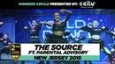 The Source ft. Parental Advisory | 2nd Place Team | Winners Circle | WOD New Jersey 2018 | WODNJ18