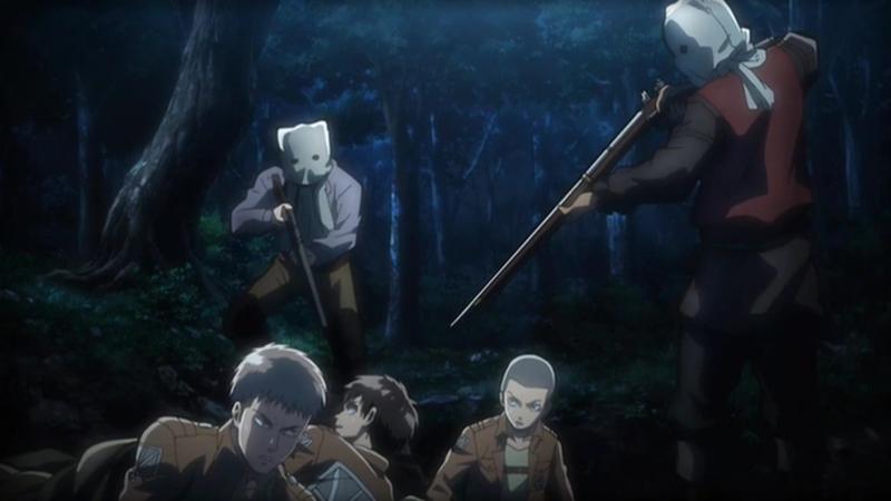 Sasha, Connie, Jean. Attack on titans edit.