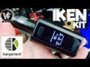 Kanger IKEN 230W Mod and Tank Kit - VapnFagan LIVE!